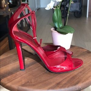 Tamara Mellon  high heels sandals  Made in Italy